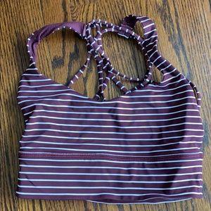 Free to be longline bra size 4